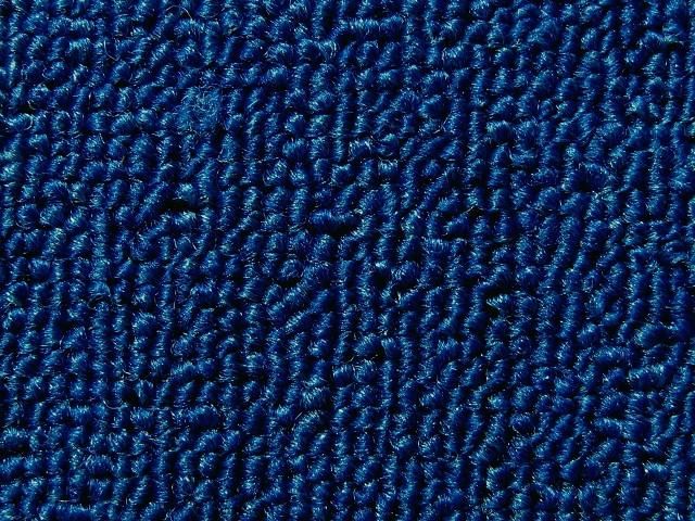 室内蓝色地毯素材